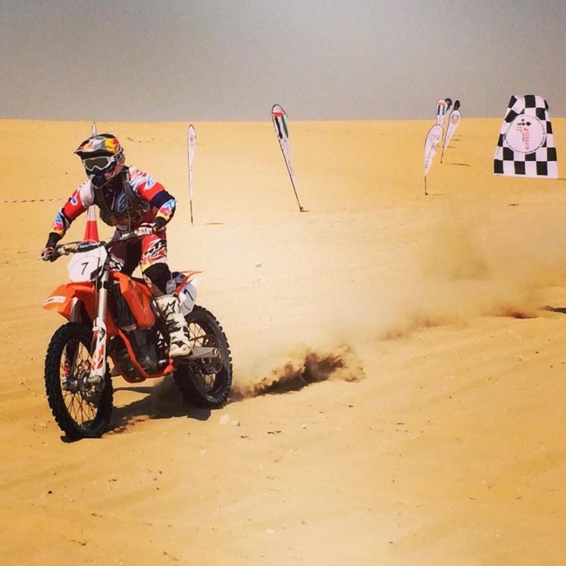 Balooshi takes overall win at EDC rd. 1